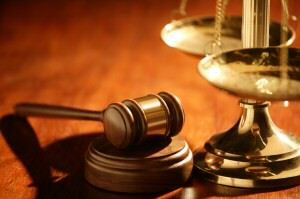 Pierce County Criminal Attorney gavel and balance
