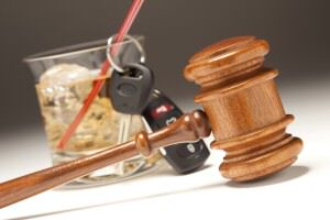 drink and gavel and keys Tacoma DUI Attorney
