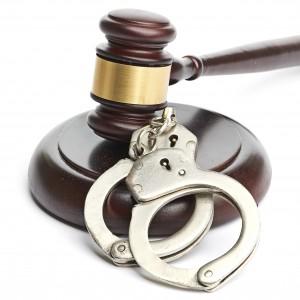 handcuffs and gavel Tacoma Criminal Defense Lawyer